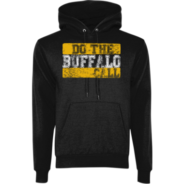 Do the Buffalo Call Pullover Hoodie