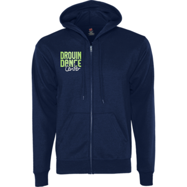 DDC Full Zip Hoodie Youth & Adult Sizes