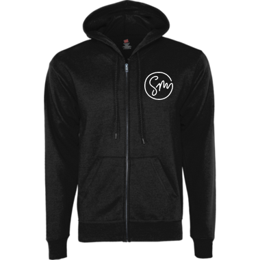 FullZip Hoodie Youth through Adult