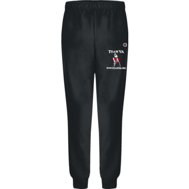 Team VA Fleece Jogger Pant (Black)