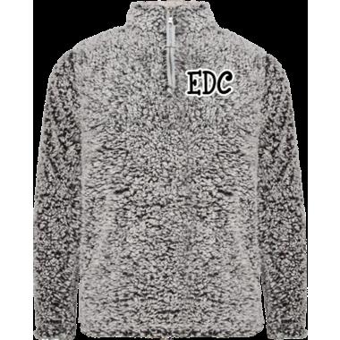 NEW Epic Sherpa 1/4 Zip Jacket