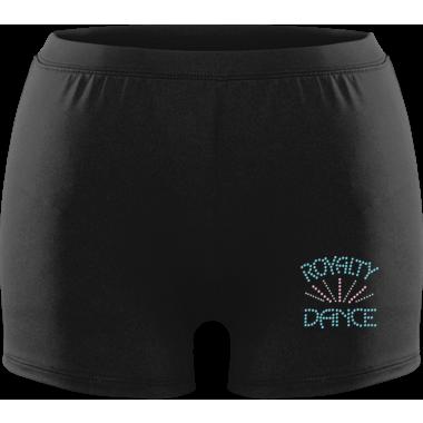 Royalty Rhinestone Shorts