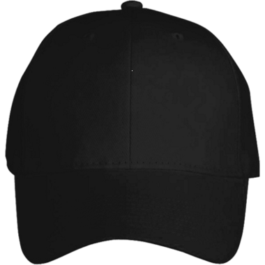 Solid Brushed Twill Hat