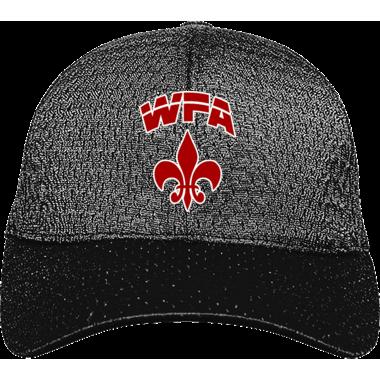 WFA Black Mesh Flexfit Hat