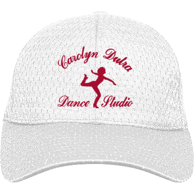 White Athletic Hat