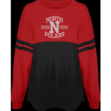 North Polars Cheer Long Sleeved Shirt