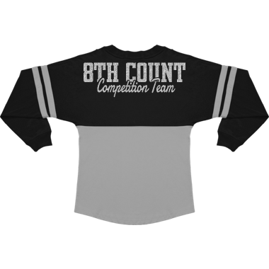 8th Count Competition Team Campus Tee