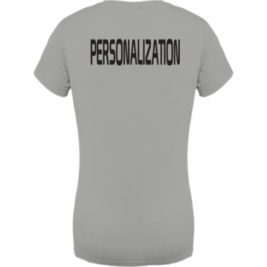Junior VNeck with Personalization