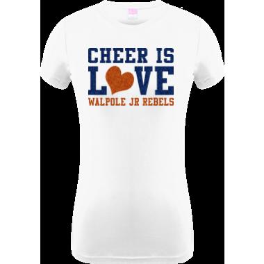 Cheer Love Tee