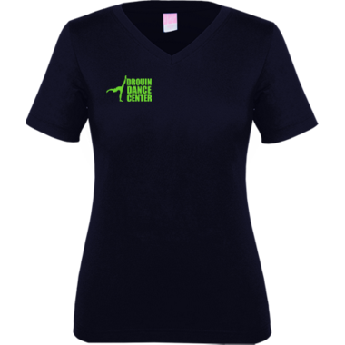 DDC V Neck Tee Women's Adult Sizes