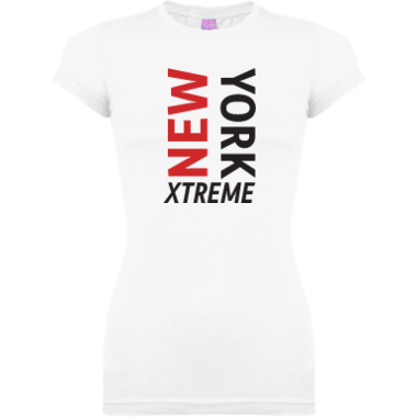 NY Xtreme Fitted Tee
