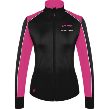 Elevate Jacket - Left Chest