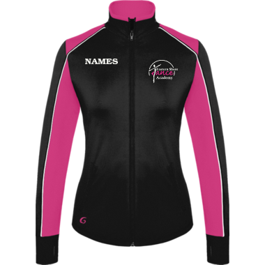 Elevate WarmUp Jacket (Personalized)